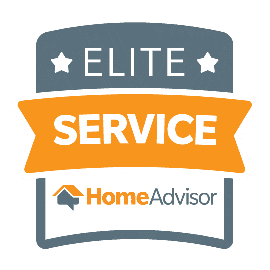 Home advisor elite service logo