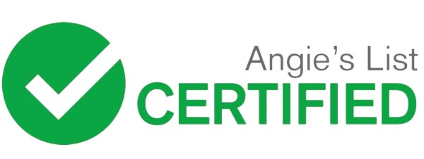 Angie's list certified logo